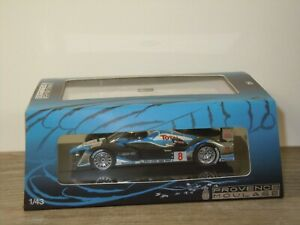 Peugeot 908 HDi FAP - Provence Moulage PM0040 - 1:43 in Box *53173