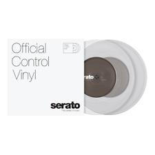 "7"" Serato Standard Colors - Clear (Pair) Control Vinyl"