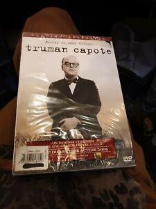 DVD : TRUMAN CAPOTE  ( Edition Collector )