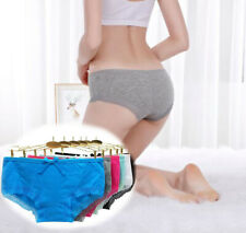Pack of 6 Women's Knickers Underwear Ladies Lace Panties Seamless Briefs Pants