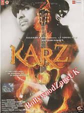 KARZ - HIMESH RESHAMMIYA - URMILA - NEW BOLLYWOOD DVD - FREE UK POST