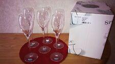 SPIEGELAU *NEW* ADINA Set 6 Verres à sherry H.224mm Glasses