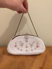 Hand Made Vintage 1930's French Beaded Purse