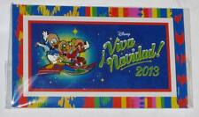 DLR DCA Disneyland Three Caballeros Viva Navidad 2013 Pin