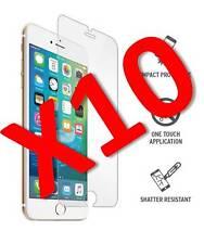 X10 100% iPhone 6/6S/7/8 Tempered Glass Screen Protectors Wholesale Job Lot