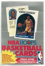1989-90 HOOPS BASKETBALL SEALED BOX 36 PACKS--ROOBINSON ROOKIE--MICHAEL JORDAN