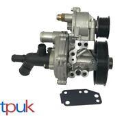 FORD TRANSIT MK6 MK7 WATER PUMP & VACUUM PUMP 2.4 TX2 DEFENDER + GASKET