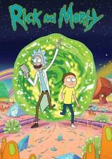 RICK AND MORTY BB2 POSTER ART PRINT A4 A3 A2 A1 A0 SIZES