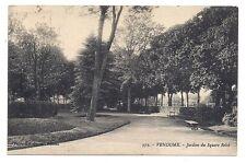 vendôme ,  jardin du square belot