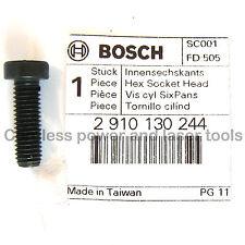 Bosch Pad auténtica fijación Tornillo para GEX 150 AC lijadora herramienta parte 2 910 130 244