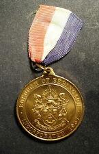 New listing Uk Borough of Bebington Incorporation 1937 Medal