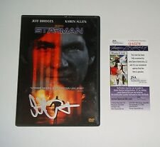 Director John Carpenter Signed Starman DVD PROOF JSA CERT FREE SHIPPING