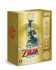 The Legend of Zelda Skyward Sword Zelda 25 Year Anniversary Pack - Wii