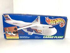 1995 Mattel Vintage Arcotoys Hot Wheels Cargo Plane Airplane Car NOS