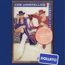 """LOS UMBRELLOS """" FLAMENCO FUNK """" MUSICASSETTA SIGILLATA"""