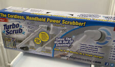 Turbo Scrub - Cordless Handheld Power Scrubber Brand new sealed