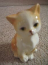 """Collectable DANBURY MINT CATS OF CHARACTER """" SITTING PRETTY """"cat figure-ornament"""