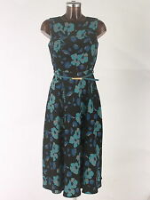 Calf Length Polyester Casual Sundresses for Women
