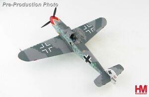 DIECAST AIRCRAFT, Hobbymaster 1/48 Bf-109G-6 'Hermann Graf' HA8751