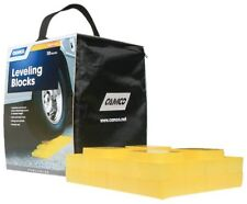 Camco RV Leveling Blocks Trailer 5th Wheel Motorhome Class C Stabilizer 10 Pack