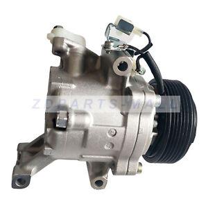 SV07C AC Compressor 12V 88320-B4010 for Toyota Passo Daihatsu Terios