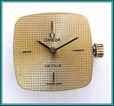 OMEGA Watch Movement CAL 620 WORKING - With Dial (Excellent), Crowns and Hands.