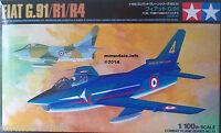 Tamiya 1/100 Aircraft (Military) Jets New Plastic Model Kit