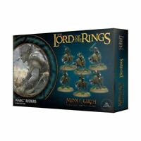 Warg Riders - Lord of the Rings - Games Workshop - New! 30-37