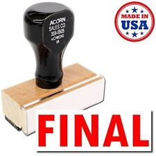 Acorn Sales - Final Rubber Stamp
