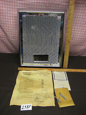 NOS Electric Wall Heater 21WH1066A2AC FAN DRIVEN G. E CO 120V 660W 15X12''  238P