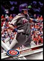 2017 TOPPS UPDATE IAN HAPP RC CHICAGO CUBS #US37