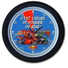 Horlogerie Même pas Peeur Horloge, Kéké !! Lucane