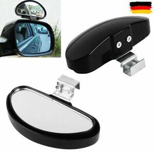 2x Auto Toter Winkel Spiegel Fahrschulspiegel Außen Zusatzspiegel Blindspiegel