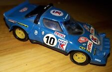solido Lancia stratos rallye monte carlo 1978 N°73 car MODELLAUTO 1/43 diecast 1
