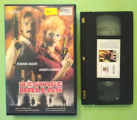 VHS Film Ita Azione HOSTAGE DALLAS andreay landers ex nolo no dvd cd lp mc(V163)