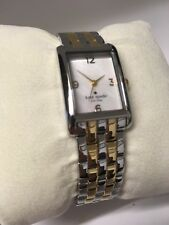 Kate Spade Cooper Ladies Watch Stainless Silver Gold Bracelet New RRP £225
