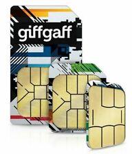 Giffgaff Giff Gaff SIM Card Mobile Phone Tracker Smart Watch GSM