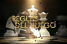 TELENOVELA BRASILERA,REGLAS DEL JUEGO 38 DVDS