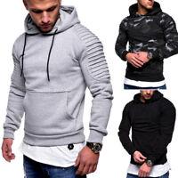 Behype Hoodie Henley Kapuzenpullover Pullover Troyer Grau/Schwarz/Weiß NEU