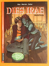 DIES IRAE Tome 1. Maléfices. Max-Mercier & Seiter. éditions Casterman EO