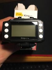 PIXEL KING PRO Flash Trigger For Sony A7 A7R A7RII A6300 A65 A77II RX10III