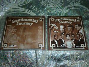 SENTINENTAL JOURNEY - VOLUME 1 (CD, 17 TRACKS, 1999) (149067 A)
