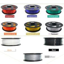 Genuine E-da 3d Printing Filament 1kg 1.75mm PLA ABS PETG TPU Printer AU Stock