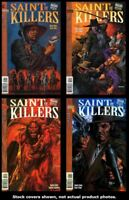 Preacher Special: Saint of Killers 1 2 3 4 Complete Set Run Lot 1-4 VF