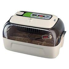 Reptile Egg Incubator Digital Automatic Temperature Humidity Control Clear View