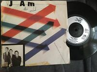 "The Jam, David Watts / ""A"" Bomb In Wardour Street,1978 UK 7"" vinyl record"
