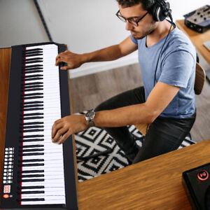 Digitales Piano Keyboard elektronisches Klavier Keyboard Tragetasche 88-tasten