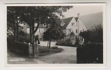 Derbyshire postcard - Moor Gate, Hope - RP