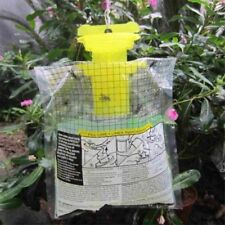 Disposable Fly Trap Catcher Fly Catcher Insect Trap Hanging Style Pest Control #