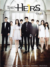 The Heirs (The Inheritors) Korean TV Drama Dvd -English Subtitle NTSC All Region